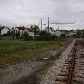 New Kensington Railroad Tracks