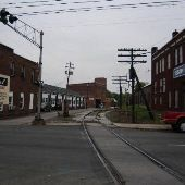Uniontown Railroad Tracks2