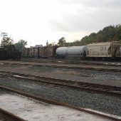 Butler Train Yard