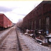 McKees Rocks Rail Yard